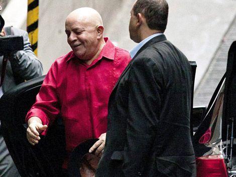Lula da Silva recibió alta médica luego de una semana