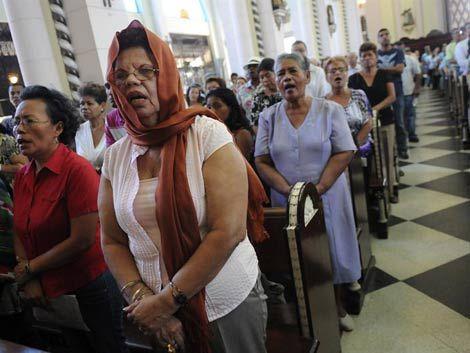 El número de católicos aumentó un 1