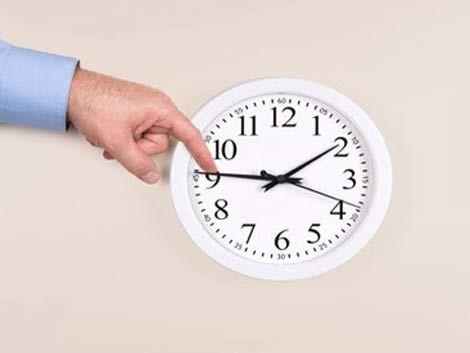 Fin del horario de verano y una hora más de sueño el domingo