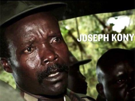 Criminal de guerra ugandés en la mira de las redes sociales