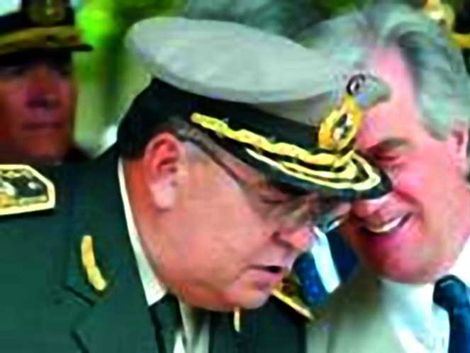 Policías y militares de la dictadura apelan a documentos falsos