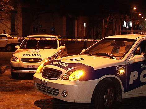 Policía se resistió a un robo y está internado grave en el CTI