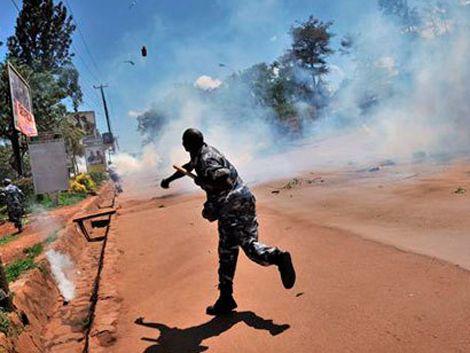 La breve y costosa expedición parlamentaria uruguaya a Uganda