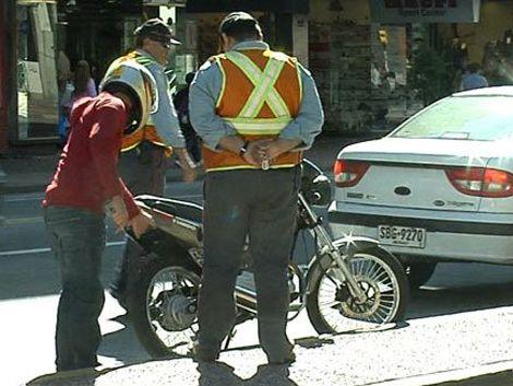 Intendencia abre lista de agresores de inspectores de tránsito