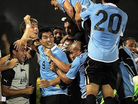 Uruguay se mantiene cuarto en el ranking de la FIFA