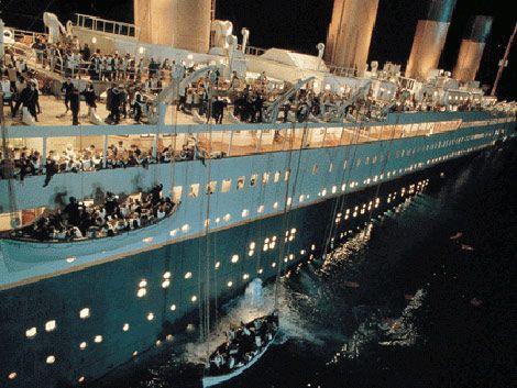 Alineación rara de Sol y Luna pudo causar hundimiento del Titanic