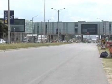 Reabrieron Shopping Costa Urbana tras evacuación