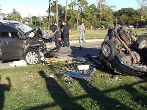 Accidente fatal en Punta del Este: falleció un joven de 20 años