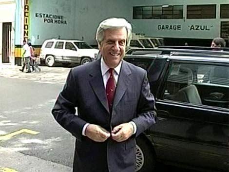 Vázquez concurrió a declarar por el caso Gonzalo Fernández
