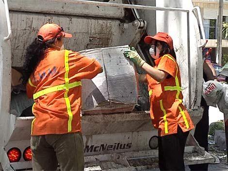 Intendenta Olivera deberá dar explicaciones sobre la basura