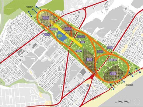 Piden a Defensa que ceda terrenos para futuro estadio de Peñarol