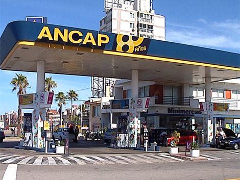 Ancap analizará una eventual suba de los combustibles