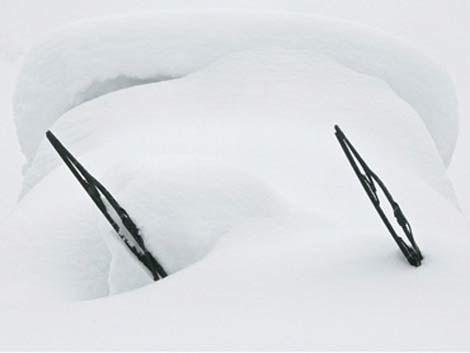 Hombre sobrevivió tras estar sepultado dos meses bajo la nieve