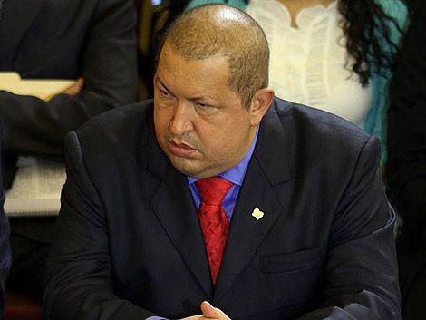 Chávez fue operado y se encuentra en buena condición física