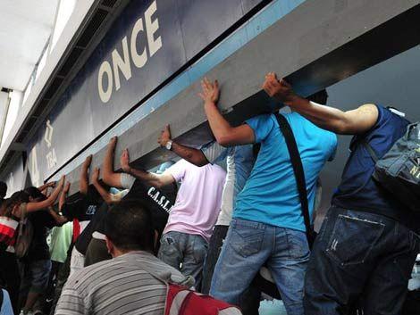 Intervienen concesionaria del tren argentino accidentado