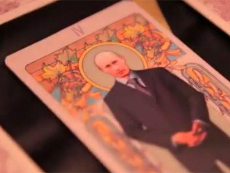 Putin se ofrece como el primer amor para jóvenes votantes rusas