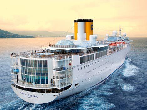 Un uruguayo en crucero que se encuentra a la deriva