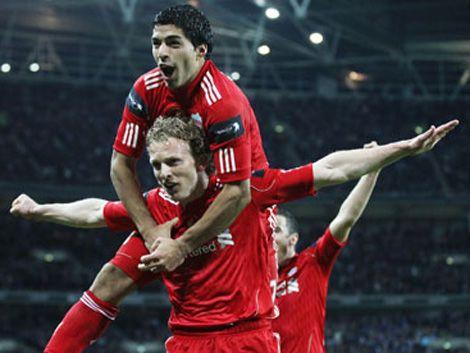 El Liverpool de Suárez y Coates se consagra campeón en Inglaterra