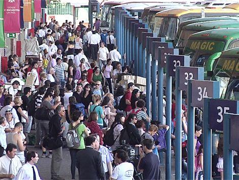 Tres Cruces espera 100.000 personas; intensa actividad en rutas