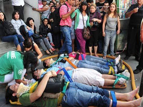 Embajador dice que hasta ahora no hay uruguayos entre víctimas