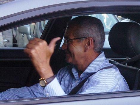 ¿Y Gregorio?: Damiani comenzó a dialogar con Polilla Da Silva
