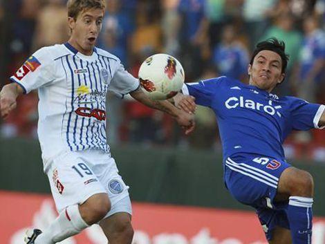 La U de Chile goleó a Godoy Cruz y prepara su partido con Peñarol