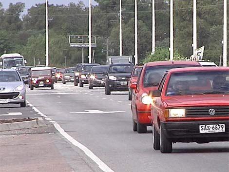 Vecinos de Atlántida culpan al alcalde por no tener semáforos