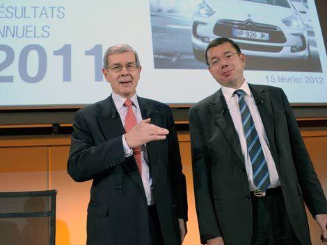 Peugeot y General Motors negocian una posible alianza