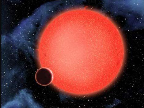 Astrónomos confirman existencia del primer planeta de agua