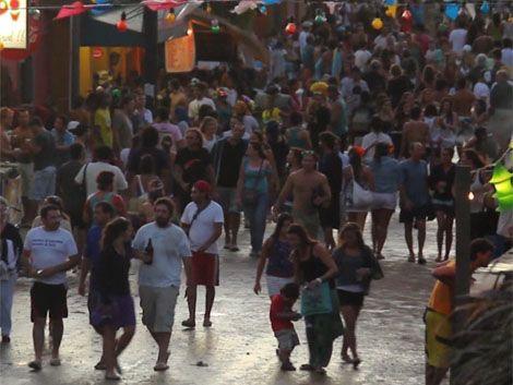Hoy es el segundo día de desfile en La Pedrera: ¿se hará?