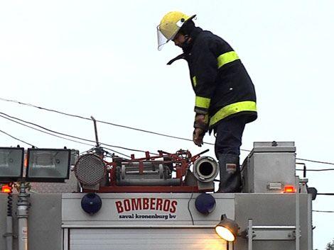 Se entregó hombre que causó incendio donde murió un anciano