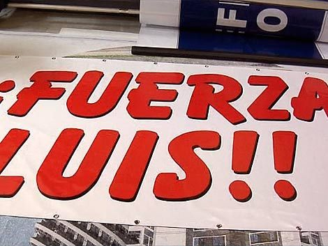 Nacional expresará su apoyo a Suárez en el partido de esta noche