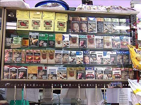 Proyecto de ley busca prohibir avisos de cigarrillos en kioskos