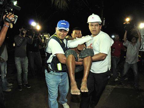 Más de 350 muertos por incendio en cárcel de Honduras