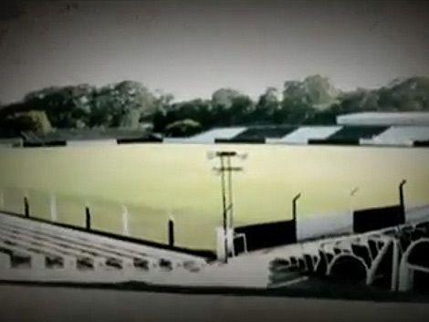Original invitación de Wanderers para el comienzo del campeonato
