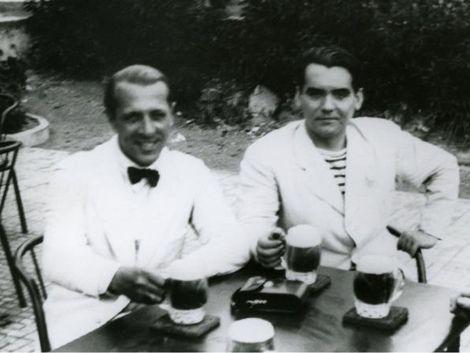 Libro devela que escritor uruguayo fue amante de García Lorca