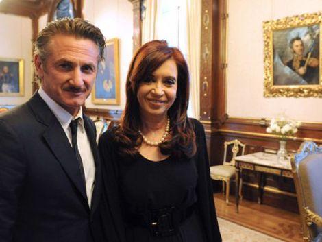 ¡Qué peliculón!: actor Sean Penn se entrevistará hoy con Mujica