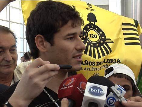 Se lesionó Rodrigo Mora y no viaja a Mendoza