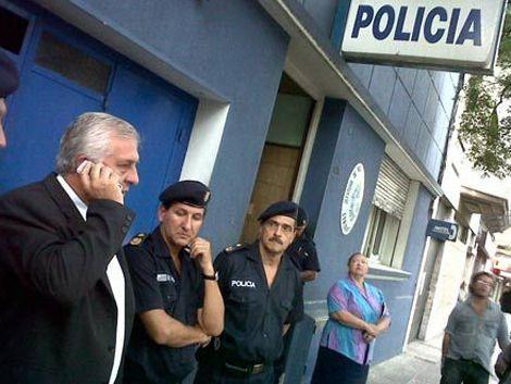 Policías corruptos le pidieron al contrabandista 12.000 dólares