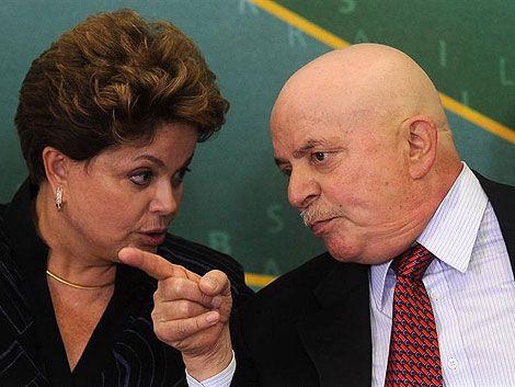 Un examen muestra que el tumor de Lula desapareció