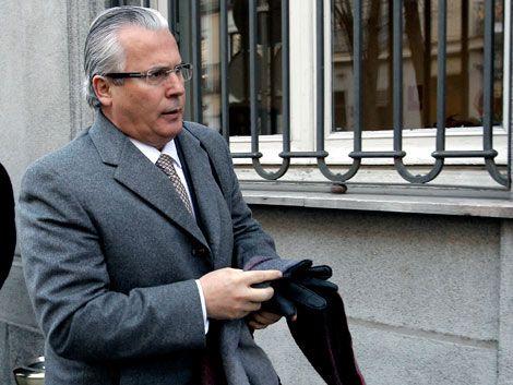 Juez Baltasar Garzón condenado a 11 años de inhabilitación