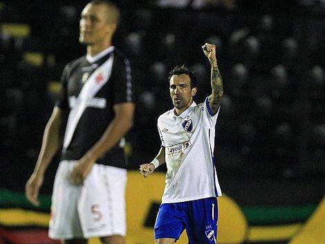 Nacional fue superior y se trae los tres puntos: 2 a 1 a Vasco