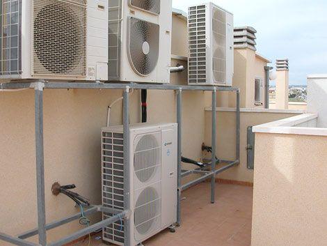 Consumo de energía aumentó 4% por uso de aire acondicionado