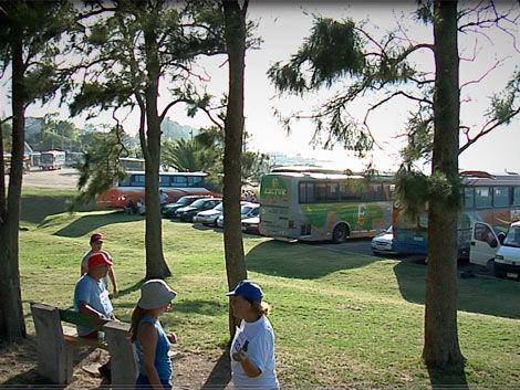 Una cardiocaminata en el Cerro reunió más de 100 personas