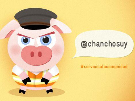 Intendencia evalúa pedir a Twitter censura de @chanchosuy