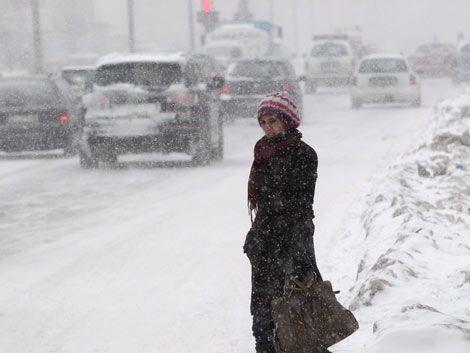 Aumenta el número de fallecidos a causa del frío en Europa