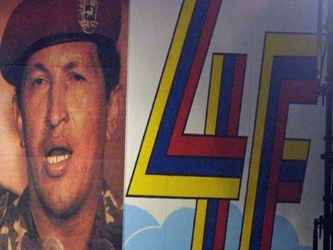 Venezolanos en Uruguay celebraron 20 años de rebelión de Chávez