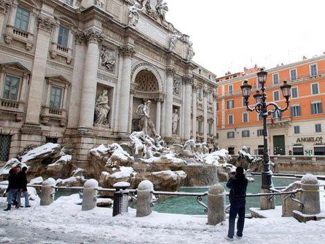 Detienen en Roma a un hombre que lanzó a su hijo al río Tíber