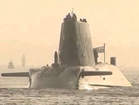 Inglaterra enviará submarino nuclear a Malvinas