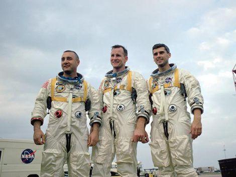 En marzo parte el primer vuelo comercial a la Estación Espacial